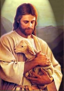 Jesus-&-Lamb